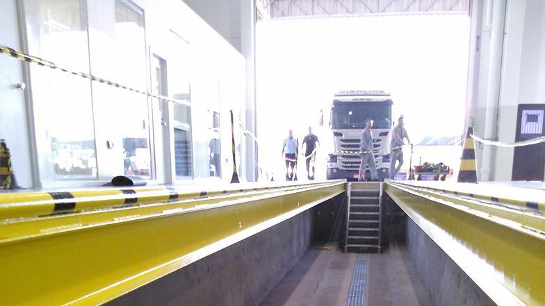 Scania LAtin America - São Bernardo do Campos - Projeto Banco de Testes Motores AVL, Pit e Restaurante.