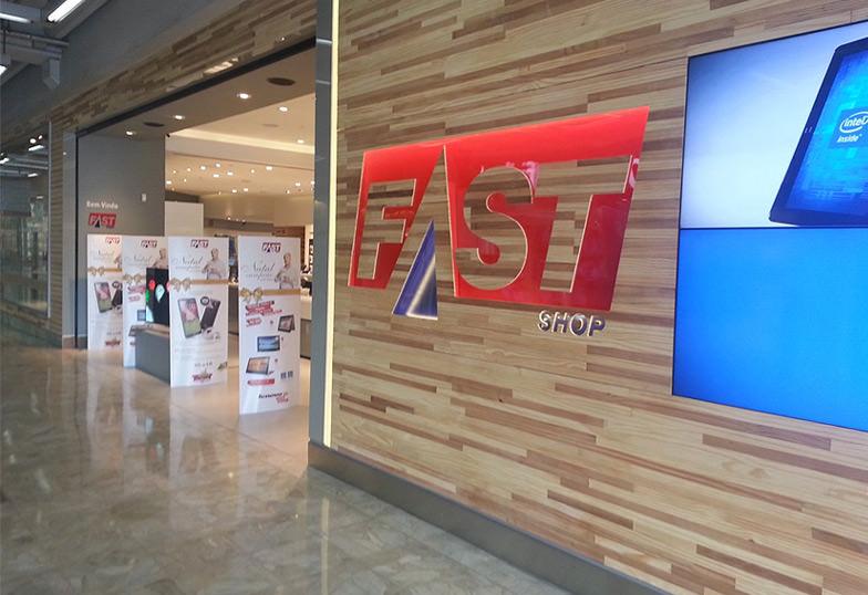 Fast Shop (Loja de Shopping Lar Center e Osasco)